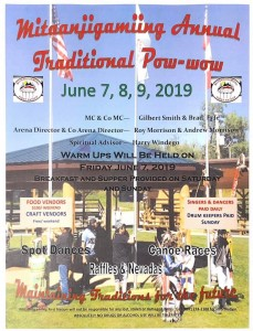 Dates: June 7, 8, and 9th 2019